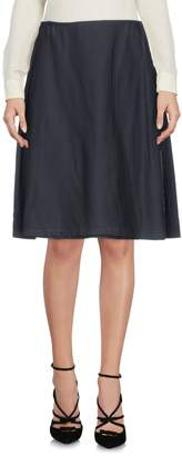 Prada Knee length skirts - Item 35343115HV