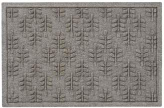 L.L. Bean L.L.Bean Everyspace Recycled Waterhog Doormat, Twig Leaf