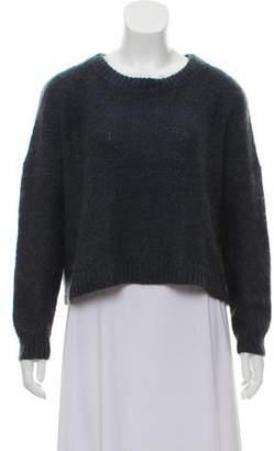 Creatures of Comfort Knit Crop Sweater