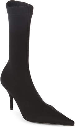 Balenciaga Black Sock Booties