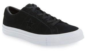 Women's Converse Chuck Taylor All Star One Star Low-Top Sneaker $84.95 thestylecure.com