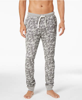 Bar III Men's Camo-Print Cotton Pajama Pants, Only at Macy's $40 thestylecure.com