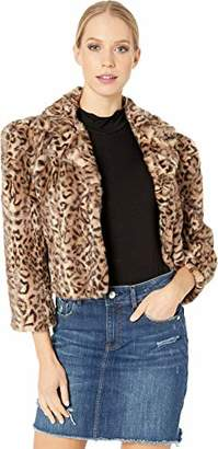 Betsey Johnson Women's Shrug with Structured Shoulders