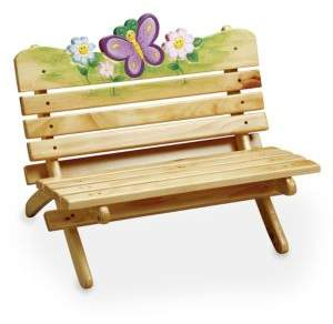 Buy Teamson Magic Garden Outdoor Bench!
