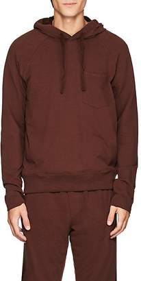 ATM Anthony Thomas Melillo Men's Brushed Pima Stretch Cotton-Blend Hoodie
