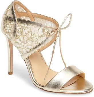 0a43246facf6c3 Bella Belle Grace Ankle Cuff Sandal