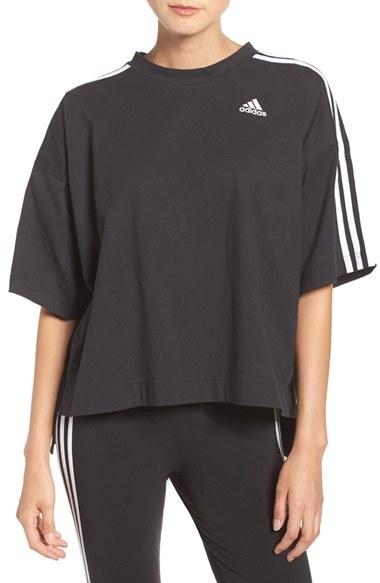 Women's Adidas Oversized Crop Top