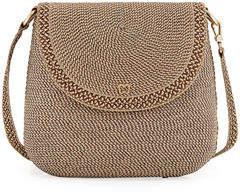 Eric Javits Demi Flap Pouch Bag