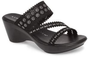 Athena Alexander Poppy Wedge Sandal