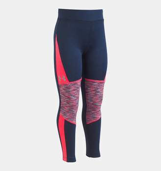 Under Armour Girls' Pre-School UA Designer's Choice Leggings
