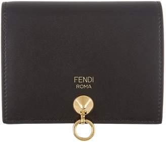 Fendi Bifold Leather Wallet