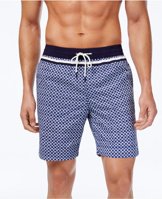 Tommy Hilfiger Men's Milos Swim Trunks $59.50 thestylecure.com
