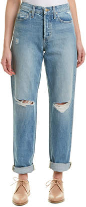 Joe's Jeans The Smith Weaver High-Rise Straight Ankle Cut