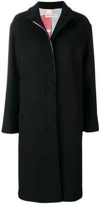 Emilio Pucci concealed fastening midi coat