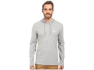 Nike Club Jersey Pullover Hoodie
