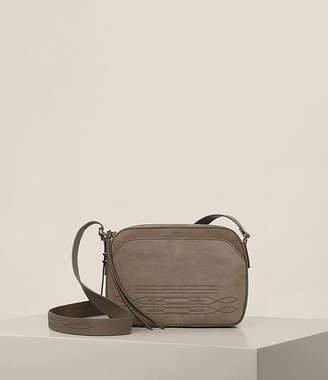 AllSaints Cooper Leather Camera Bag