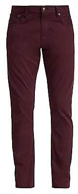 Ralph Lauren Purple Label Men's Slim-Fit Five-Pocket Jeans