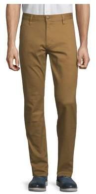 Dockers Alpha Khaki All Seasons Tech Slim-Fit Pants