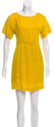Rag & Bone Short Sleeve A-Line Dress