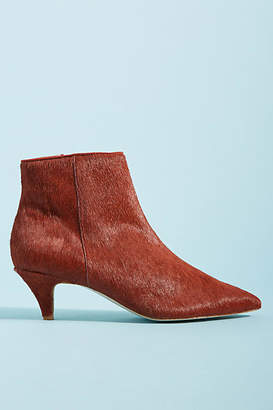 Anthropologie Kitten-Heeled Booties