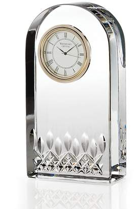 Waterford Lismore Essence Desk Clock