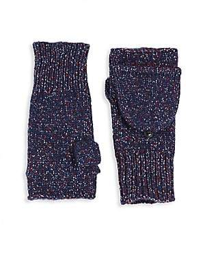 Rag & Bone Rag& Bone Rag& Bone Women's Cheryl Wool-Blend Fingerless Gloves
