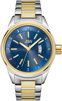 JBW J6287N Two-Tone Rook Diamond Watch