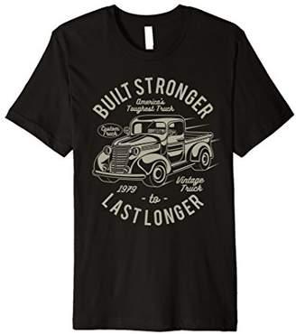 Vintage American Classic Truck T-Shirt