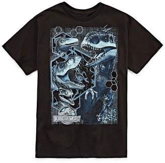 Fifth Sun Jurassic Park Graphic T-Shirt-Big Kid Boys