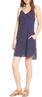 Mimichica Mimi Chica Button Front Dress