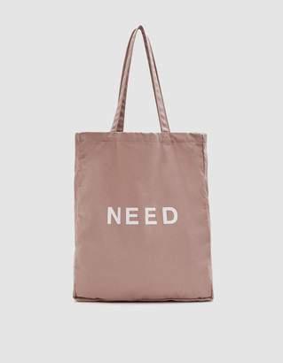 Ash Need Tote Bag in Rose