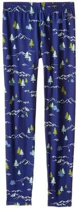 Hot Chillys Kids Original 2 Print Tight Boy's Clothing