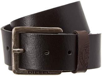 Diesel Mino Leather Belt