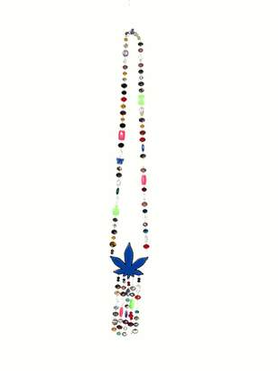 P.A.R.O.S.H. Leaf Necklace