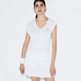 Lacoste Women's SPORT Flowing Tennis Tank Top