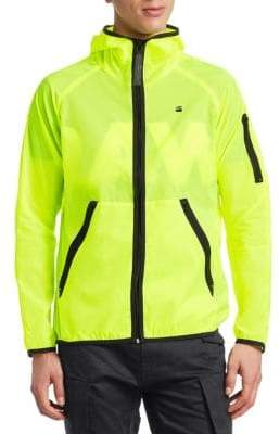 G Star Strett Hooded Lightweight Shell