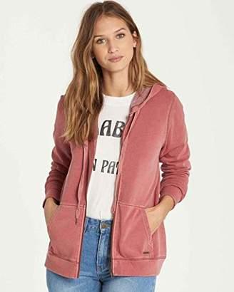 Billabong Women's Catching Waves Zip Sweatshirt