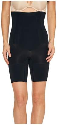 Spanx Oncore High Waisted Mid-Thigh Shorts Women's Underwear