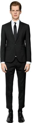 Tokyo Stretch Virgin Wool Suit $1,465 thestylecure.com