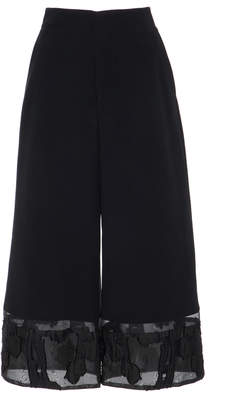 Alexis M'O Exclusive Norin Cropped Wide Leg Pant
