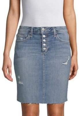 Joe's Jeans Melissa Denim Pencil Skirt
