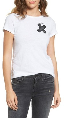 Women's Pam & Gela Forgive Tee $85 thestylecure.com