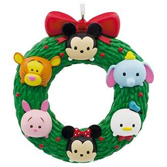 Hallmark Disney Tsum Tsum Wreath Ornament