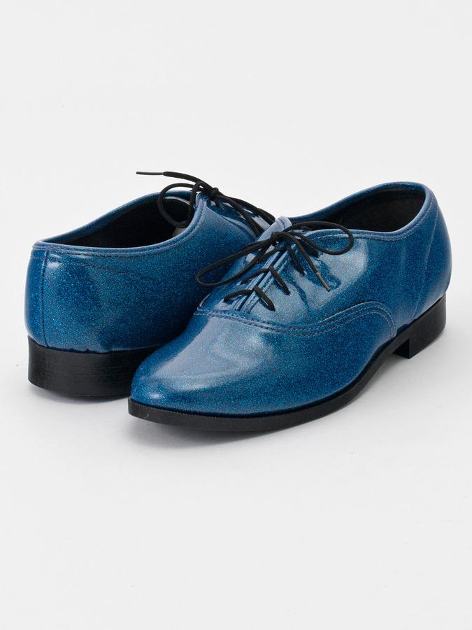 American Apparel Women's Glitter Dancing Shoe