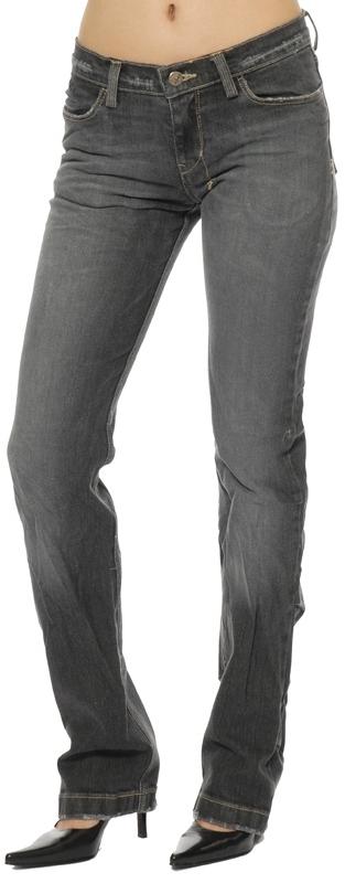 Ksubi Lean Bean Slim Straight Jeans in Aged Black