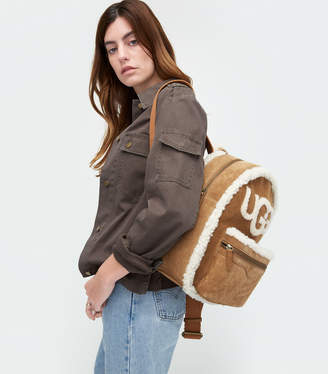 UGG Women's Dannie Sheepskin Backpack