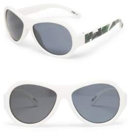 Babiators Baby's & Kid's Polarized Leaf-Print Aviator Sunglasses