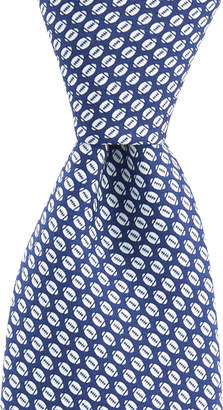Vineyard Vines Extra-Long Football Icon Tie