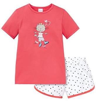 Schiesser Girl's Md Schlafanzug Kurz Pyjama Sets