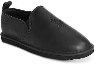 Polo Ralph Lauren Men Ayden Leather Slippers